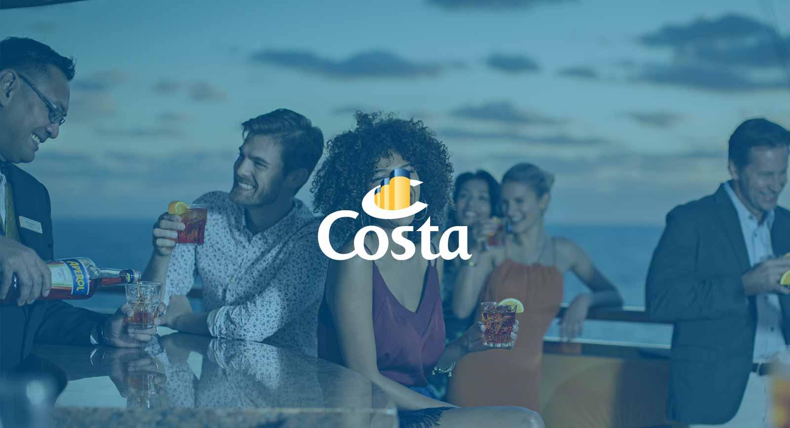 Sviluppo frontend per Costa Crociere